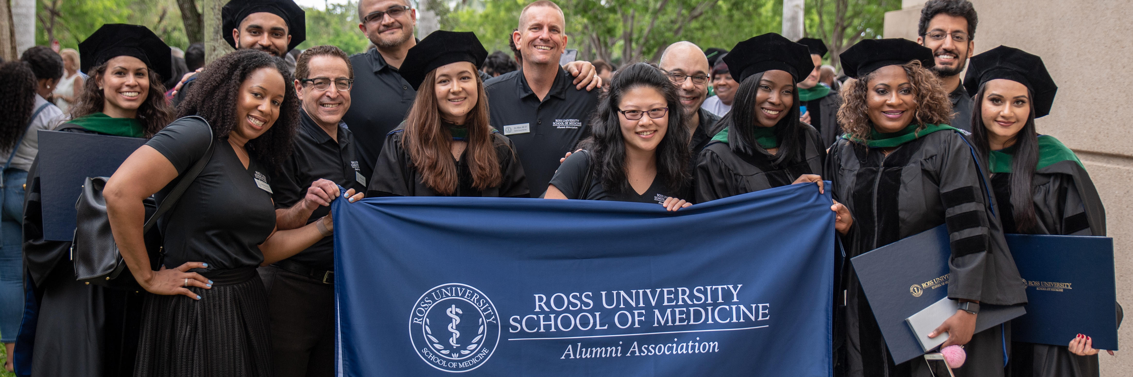 Ross University School of Medicine Alumni Association
