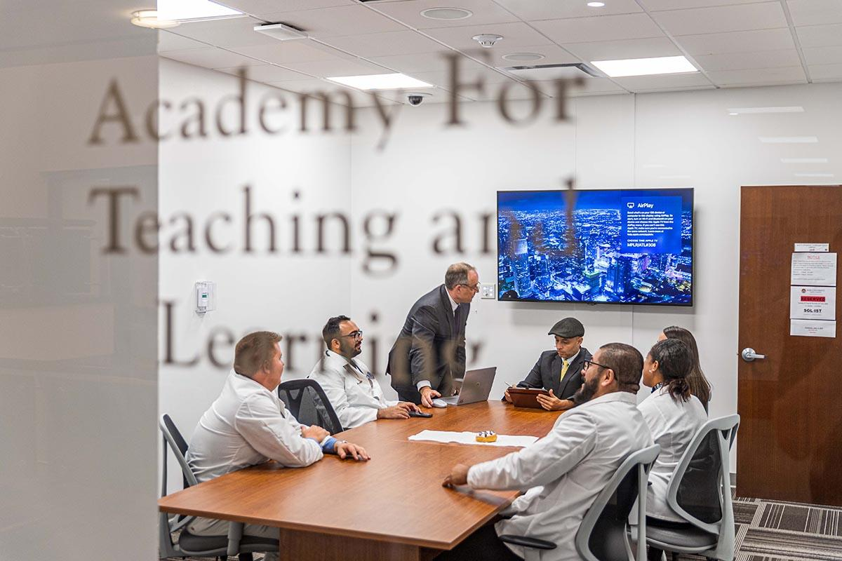 Academy for Teaching and Learning Room