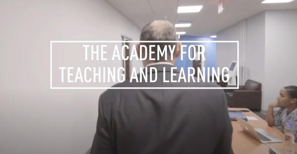 Academy For Teaching and Learning cover image