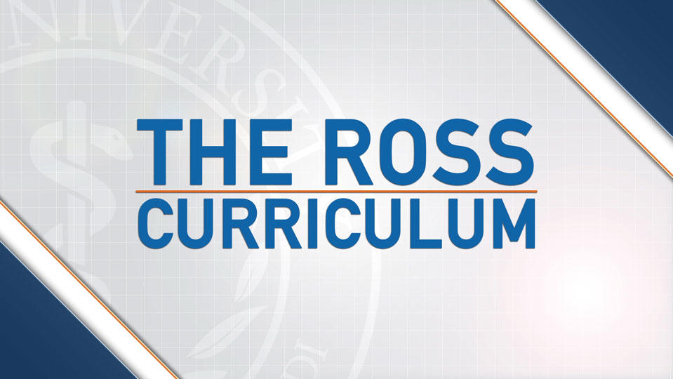 "Graphic text of ""The Ross Curriculum"""