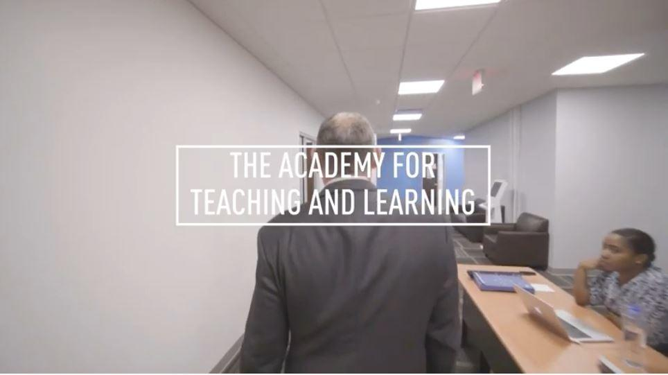 The Academy for Teaching and Learning thumbnail