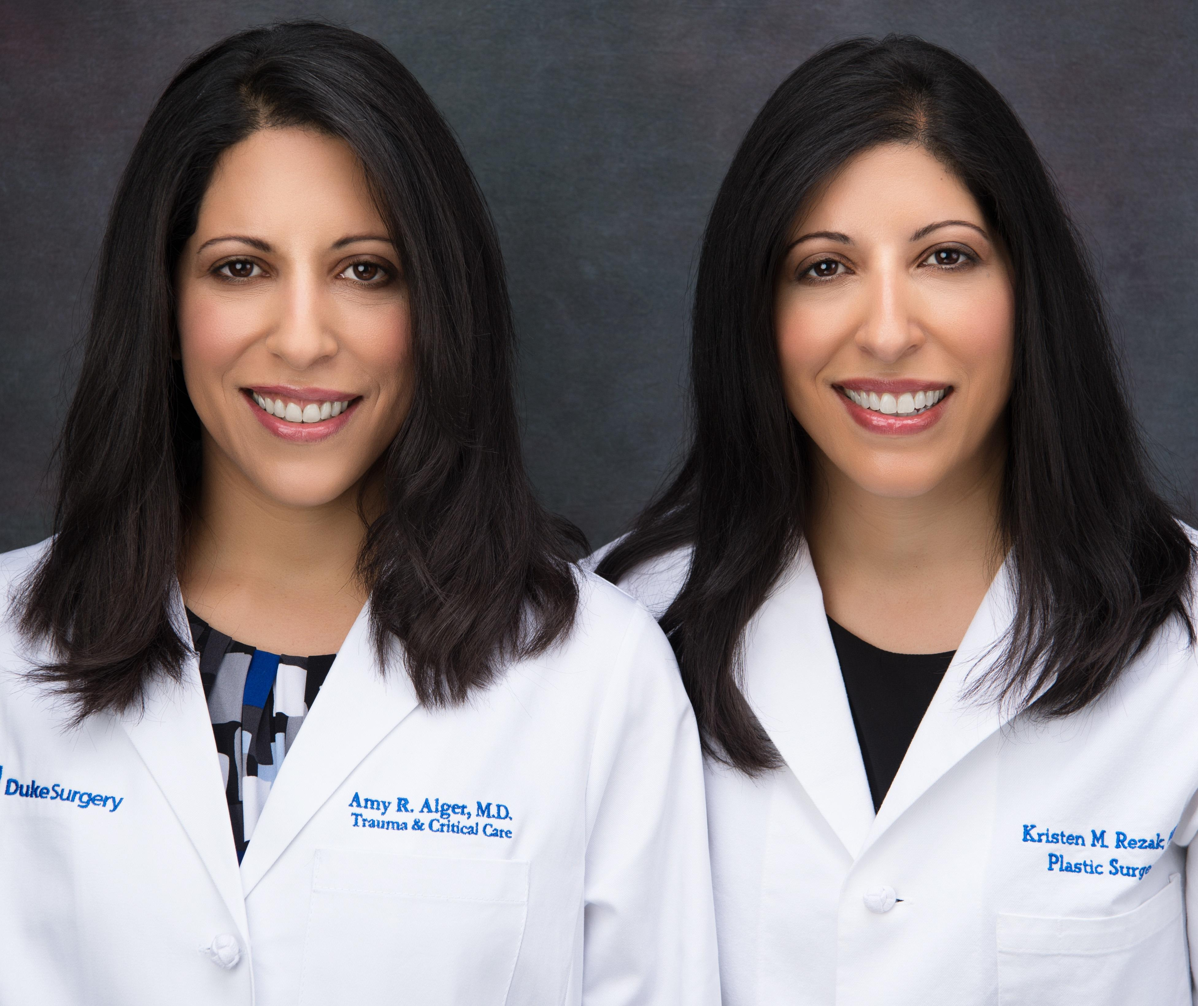 Dr. Amy R. Alger and Dr. Kristen M. Rezak