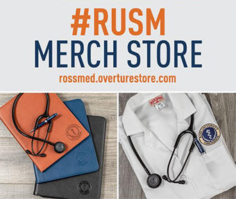 Ross University School of Medicine merch