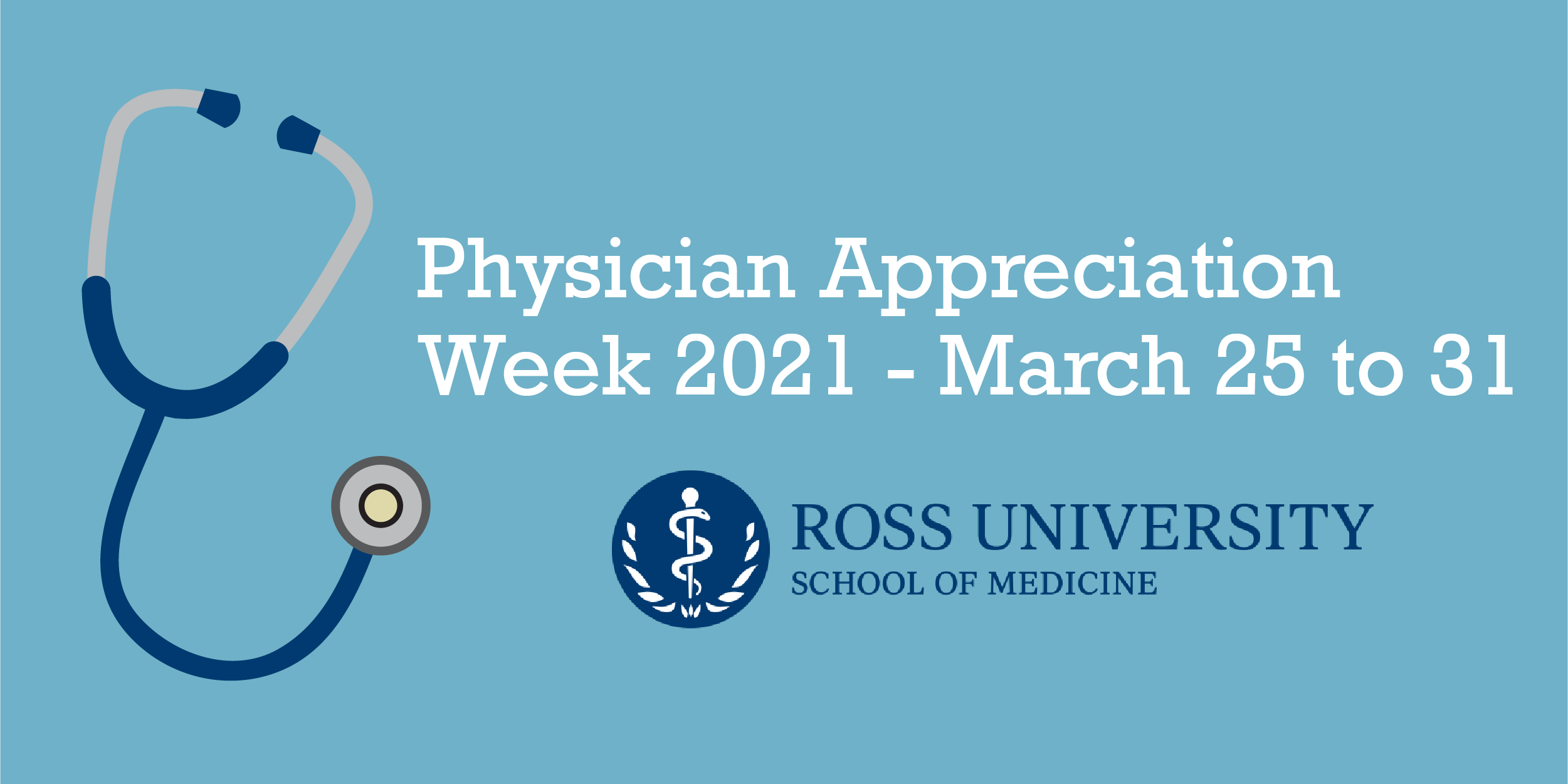 Physician Appreciation Week
