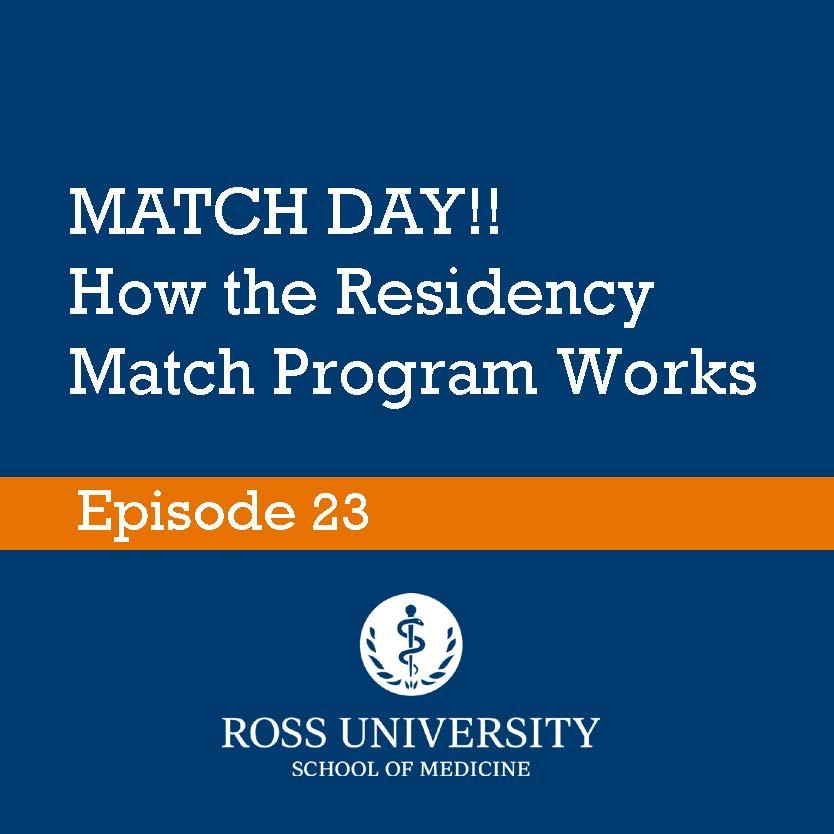 Episode 23 - Match Day! How the Residency Match Program Works