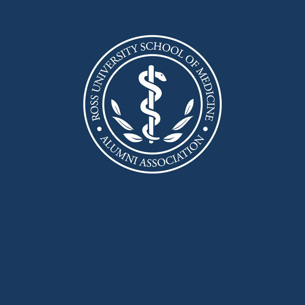 Ross University School of Medicine Alumni Association logo