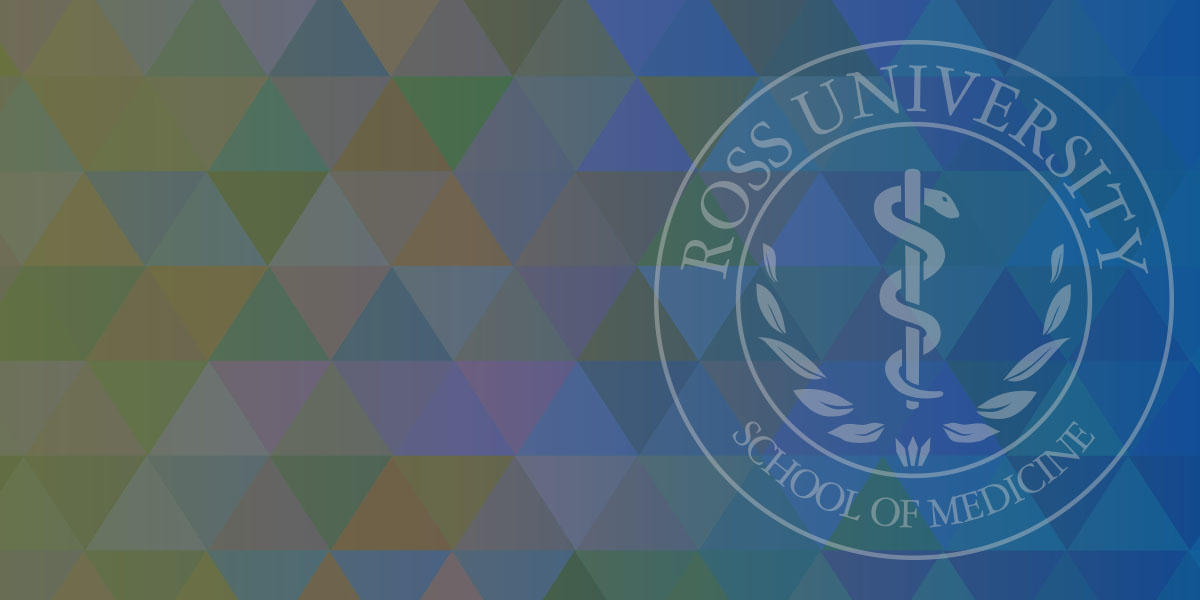 Ross University School of Medicine seal